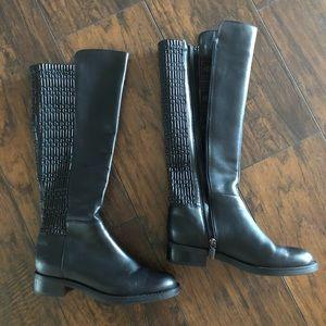 'Elenor' Waterproof Riding Boot BLONDO
